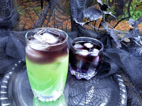 Frankenstein and a Witch walk into a Bar...