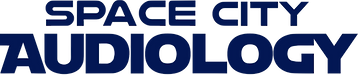 space city audiology and hearing aids logo