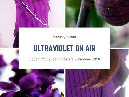 UltraViolet on air