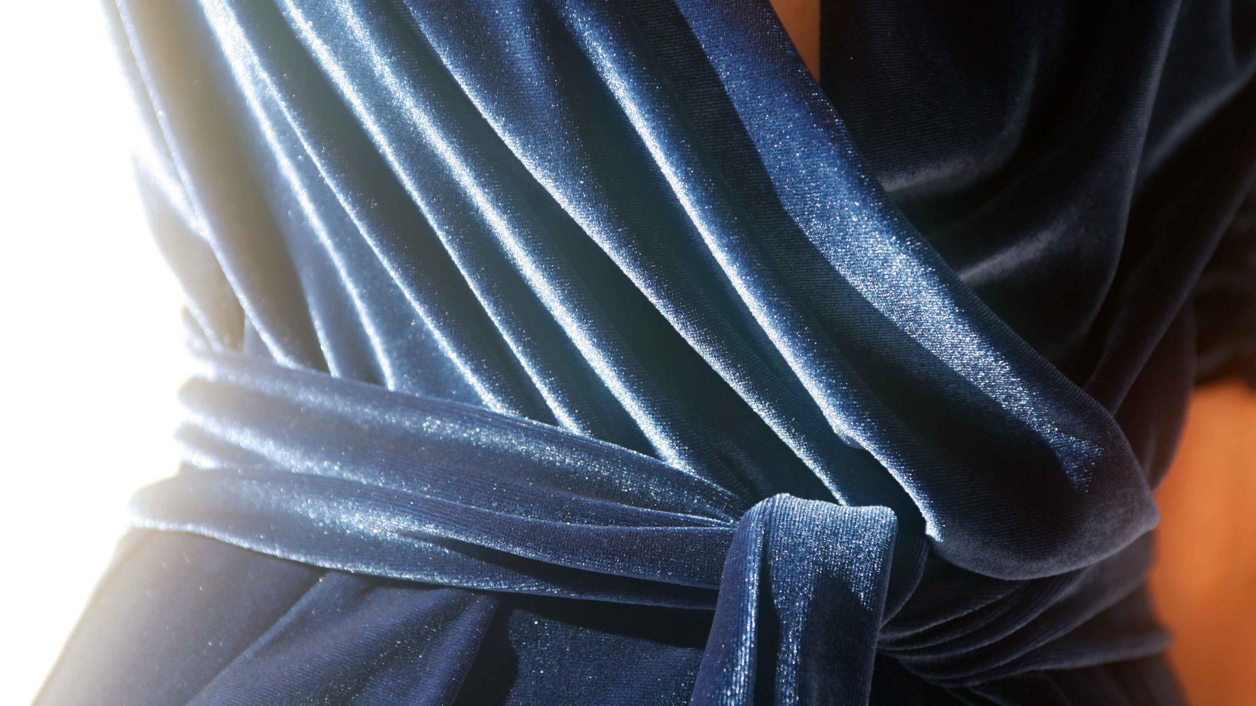 cintura in tessuto coordinato