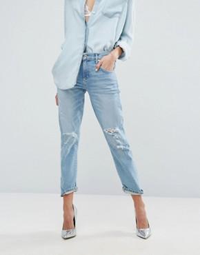 Jeans modello Boyfriend
