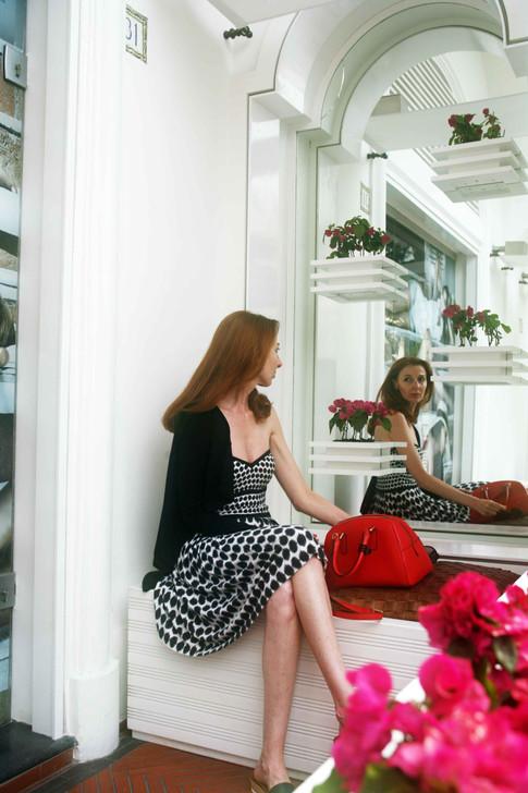 beauty sosta con mirror