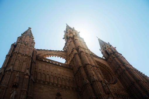 cattedrale a palma de mallorca