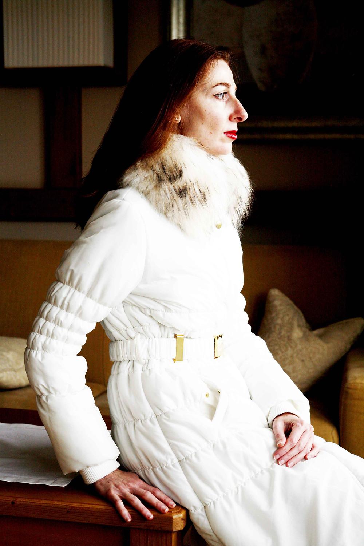 il bianco è l'idea della purezza e perfezione insieme
