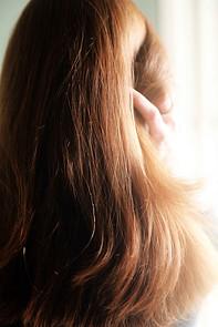 Domate i capelli con olio di argan