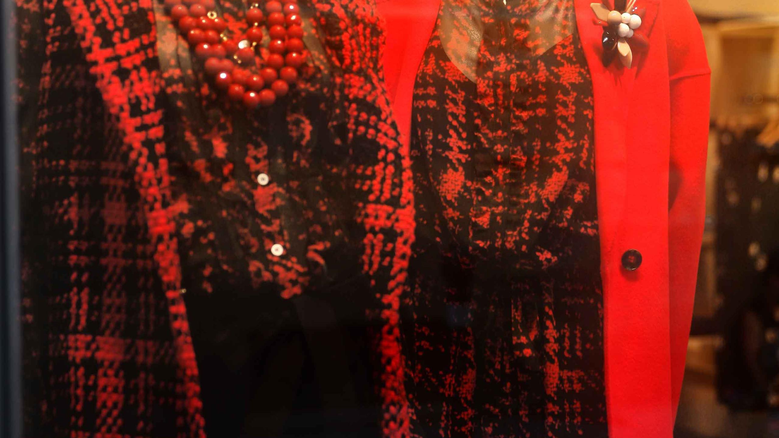cappotti rossi