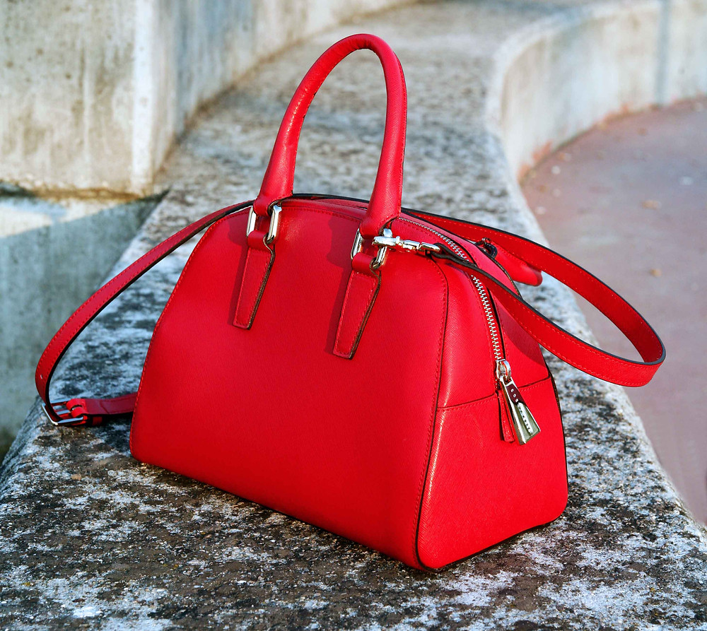 red bag Coccinelle