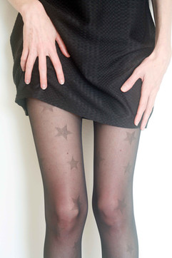 collant with stars #clz