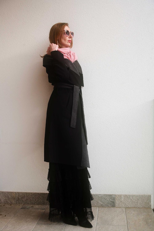 cachemire coat
