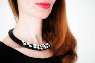 fake diamonds bijoux