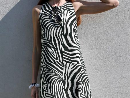 Zebra: la stampa animalier di primavera