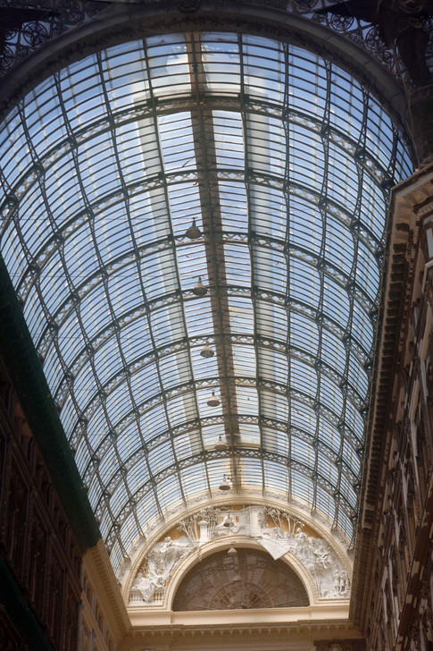 Galleria Umberto I a Napoli