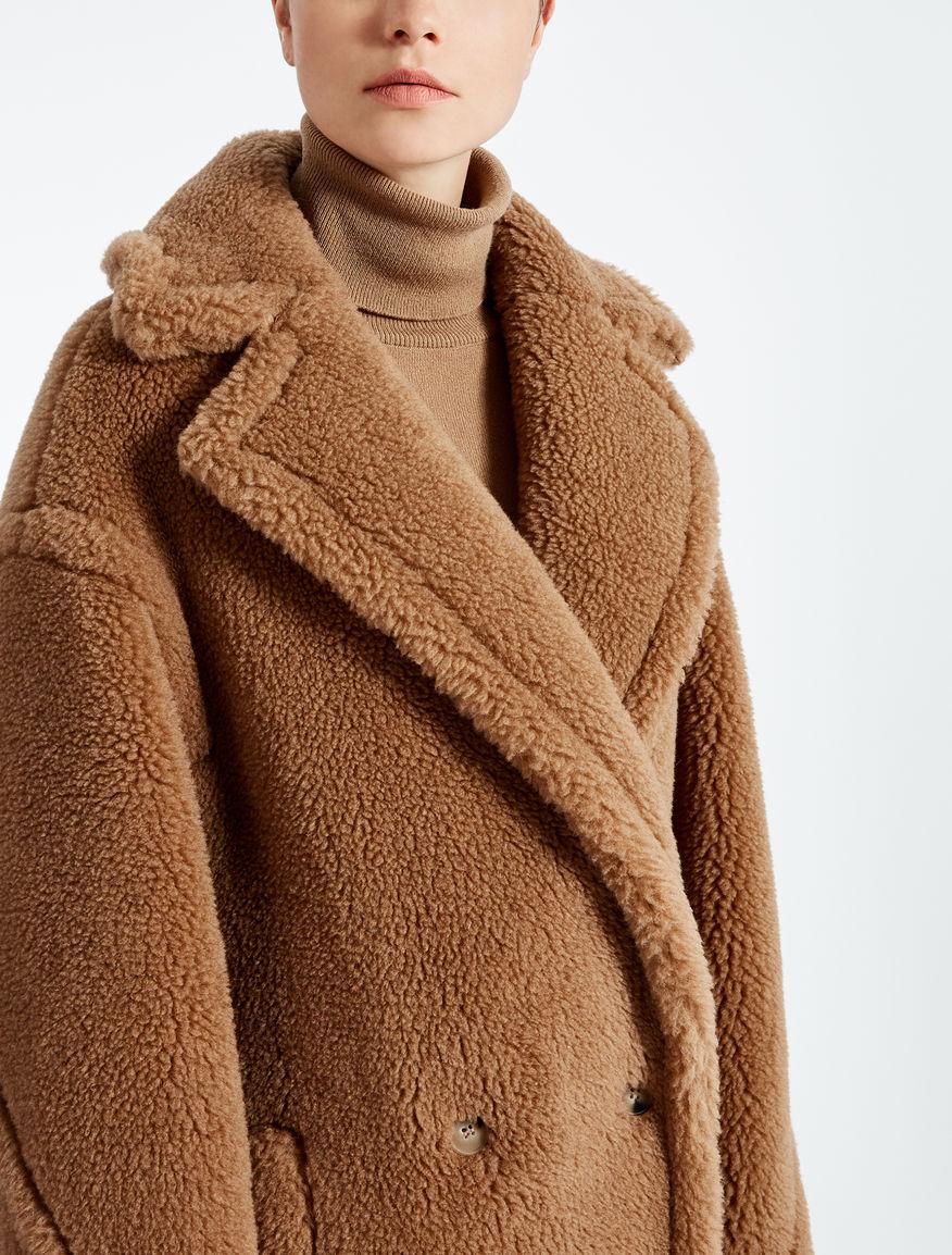 cappotto effetto bear
