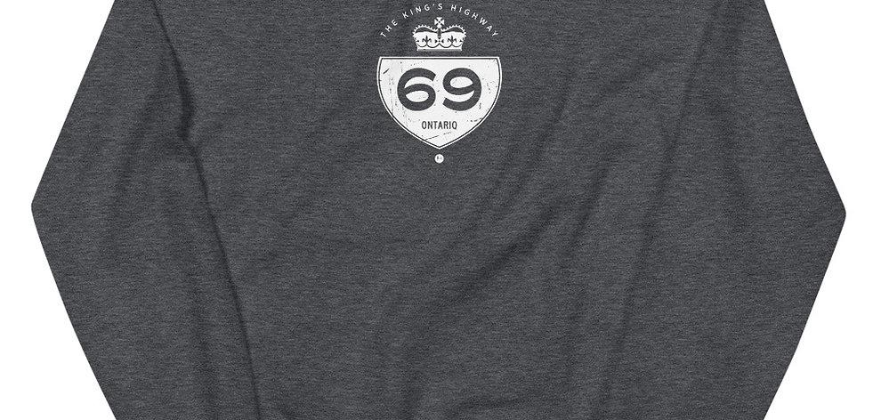 King's Highway 69 - Unisex Sweatshirt
