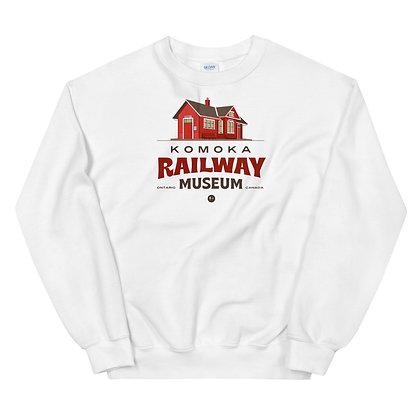 Komoka Railway Museum (Station) - Unisex Sweatshirt