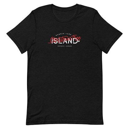 Christmas Tree Island - Short-Sleeve Unisex T-Shirt