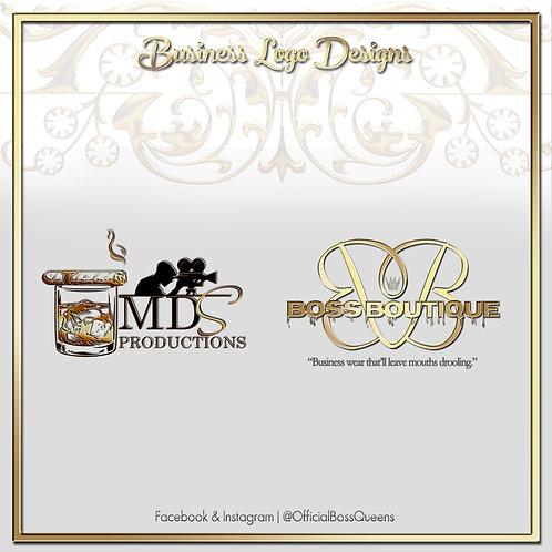3D Business Logo Design