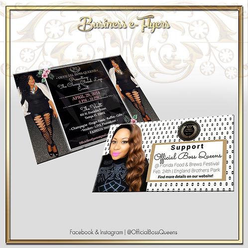 Business e-Flyer
