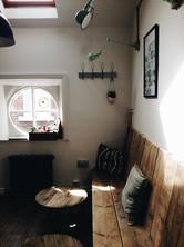 Wohnbereich im Flur