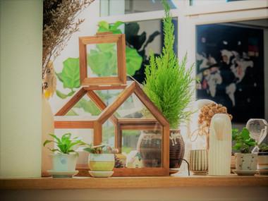 Interior Design für Café & co-working space – Islands Athens