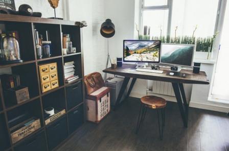 Einrichtungsidee für Arbeitsbereich