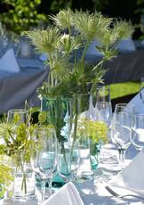 Sommerfest - Tischgestaltung