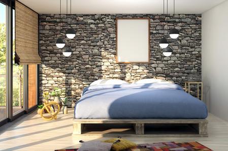 Einrichtungsidee für Schlafbereich