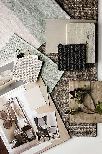 Individuelle Entwürfe von Kissen und Vorhängen. Wohntextilien von cocooninberlin