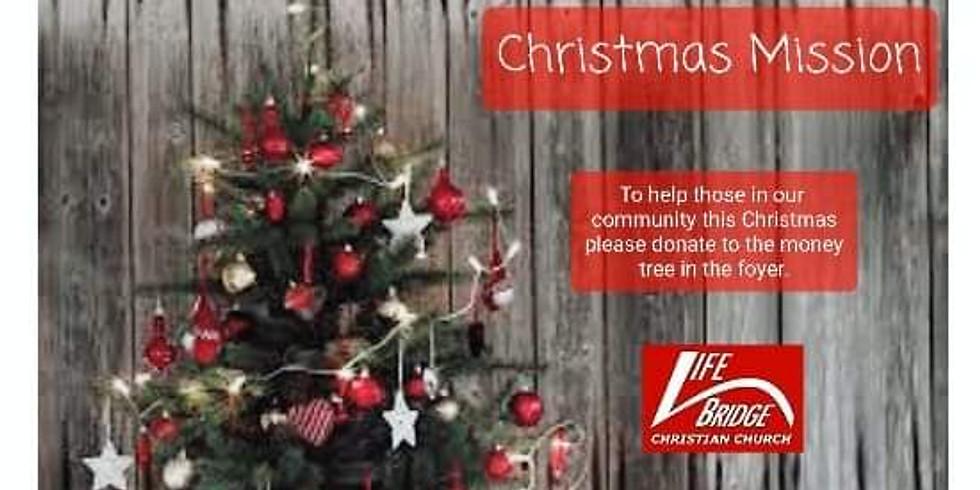 Christmas Mission Tree