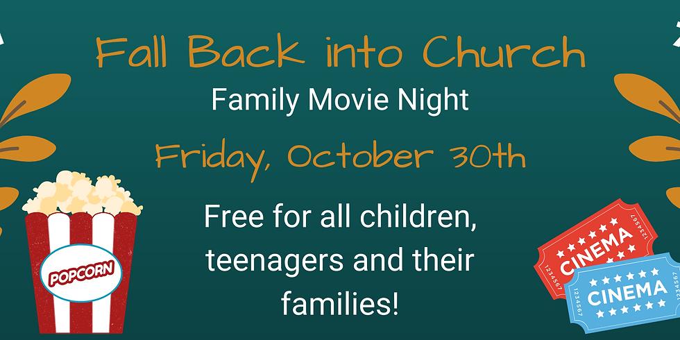 Fall Back into Church!