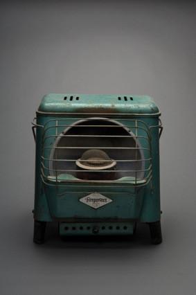 תנור חימום ישן