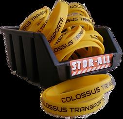 braelet silicone Colossu Transports