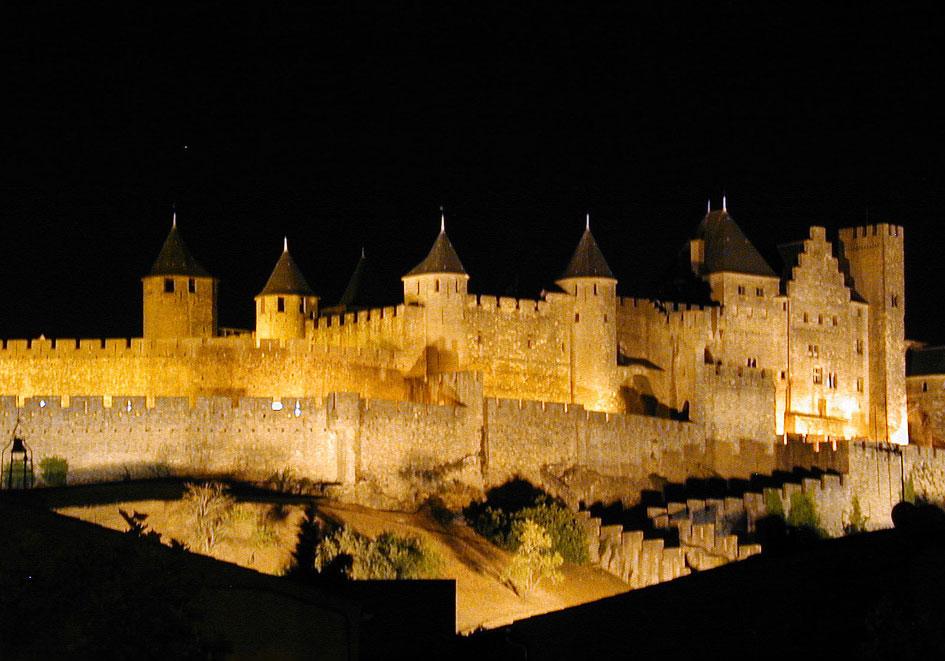 Carcassonne - 1h