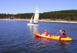 Activités nautiques - 5 mn