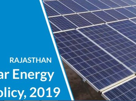Rajasthan imposed electricity duty of Rs.0.6/KWh on generation from SOLAR project under Net-metering
