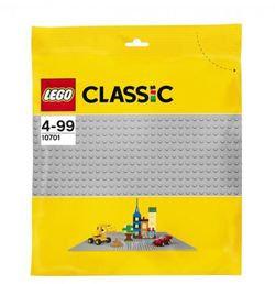 LEGO® CLASSIC - LARGE GREY BASEPLATE