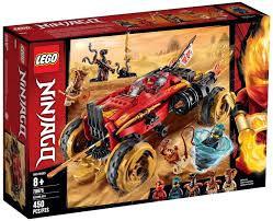 LEGO® NINJAGO - KATANA 4X4 - 70675