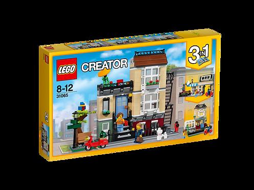 LEGO® CREATOR - PARK STREET TOWNHOUSE
