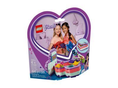 "LEGO® FRIENDS - EMMA""S SUMMER HEART BOX - 41385"