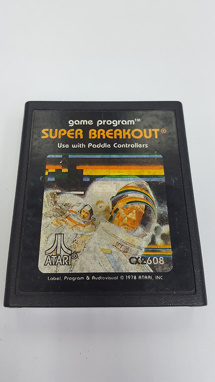 ATARI® GAME CARTRIDGE - SUPER BREAKOUT