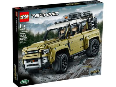 LEGO® TECHNIC - LAND ROVER DEFENDER - 42110