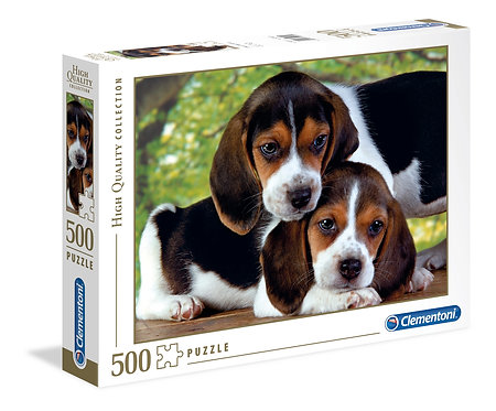 500PC PUZLLE - CLOSE TOGETHER - 30289