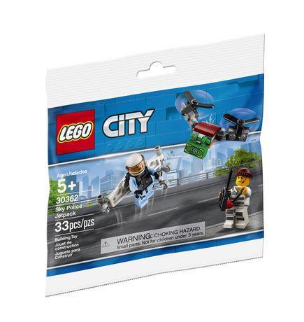 LEGO® CITY - 30362 SKY POLICE JETPACK