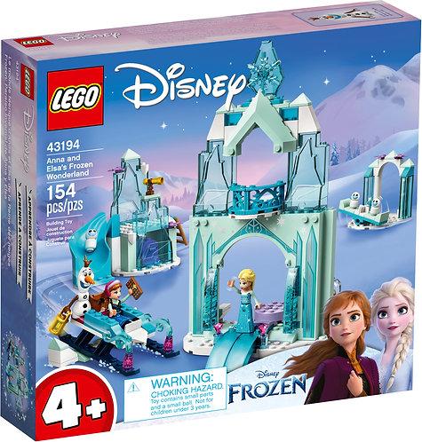 LEGO® DISNEY - ANNA AND ELSA'S FROZEN WONDERLAND - 43194