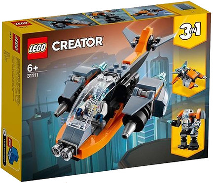 LEGO® CREATOR - CYBER DRONE - 31111