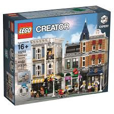 LEGO® CREATOR EXPERT - ASSEMBLY SQUARE
