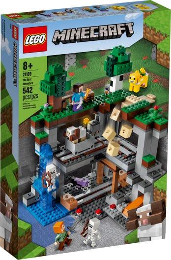 LEGO® MINECRAFT - THE FIRST ADVENTURE - 21169