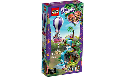 LEGO® FRIENDS - TIGER HOT AIR BALLOON JUNGLE RESCUE - 41423