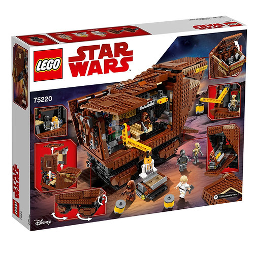 LEGO® STAR WARS - SANDCRAWLER