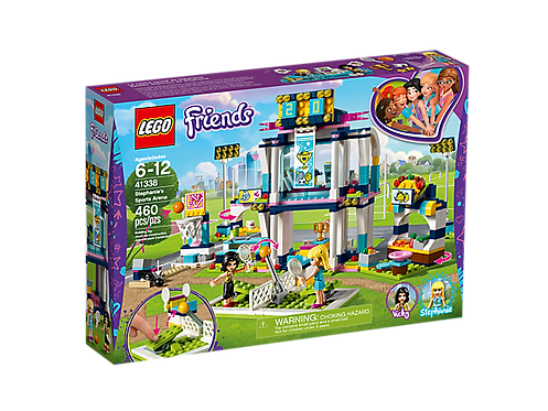 LEGO® FRIENDS - STEPHANIE'S SPORTS ARENA
